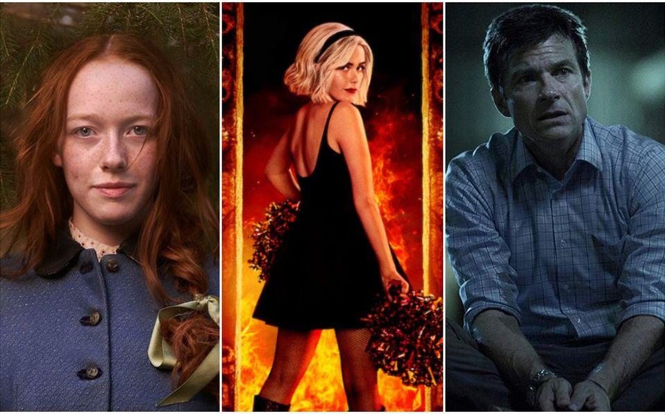 Sabrina otras series que ha cancelado Netflix este 2020 (Foto: Netflix)