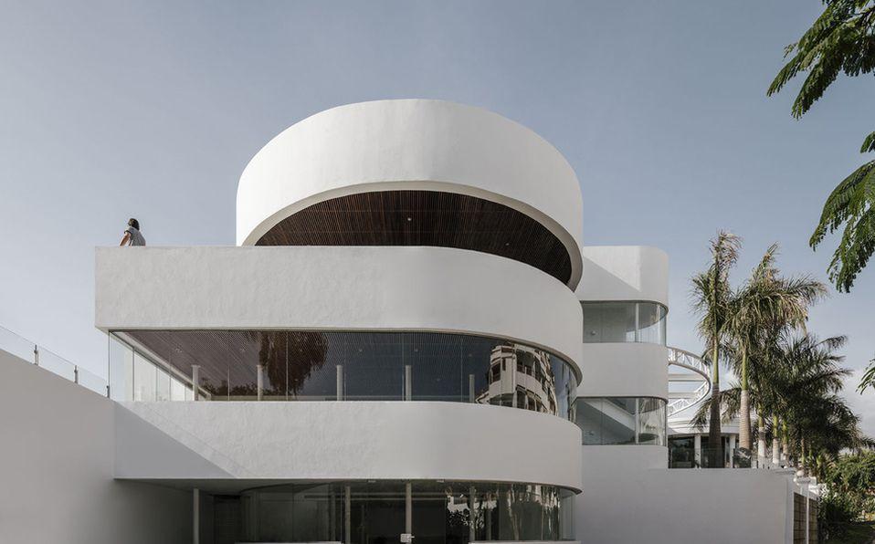 Club Flamingo, fachada. Imagen: Cortesía Imagen Subliminal