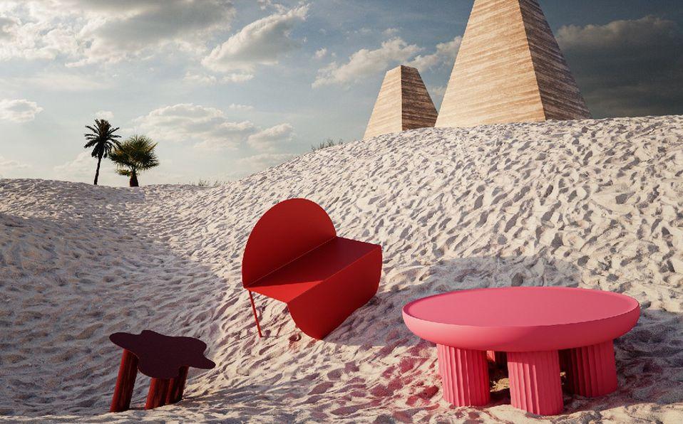 Movimento utilizó la realidad virtual en su exposición de Milan Design City 2020