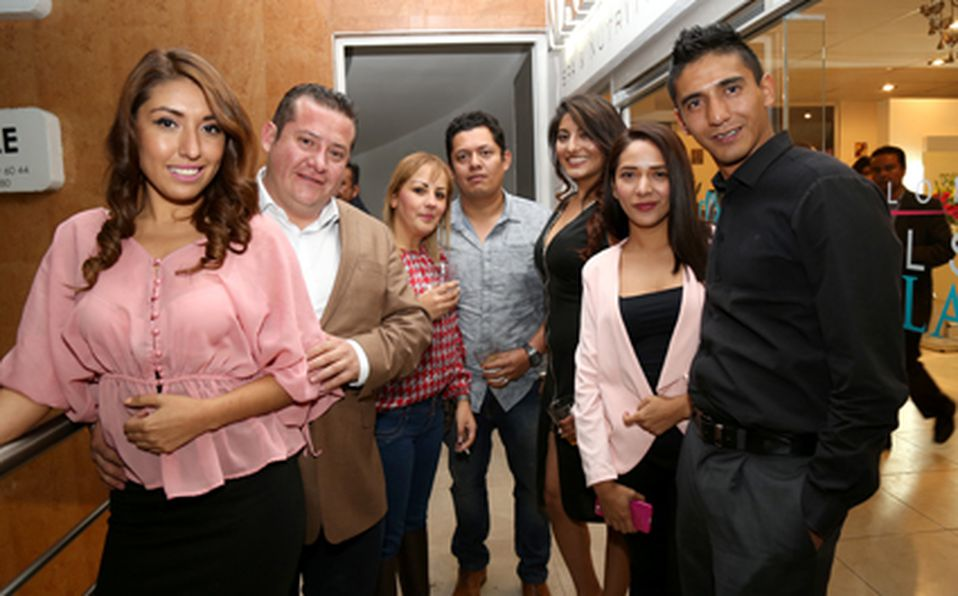 IMG_6117 Roberto Xelhuantzi, Mayra Camarena, Ana Laura Xelhuantzi,  Roberto Xelhuantzi jr y Mariana Camarena ##