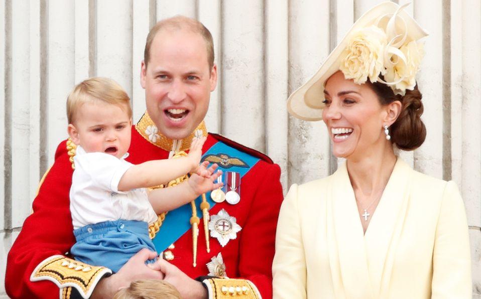 Así celebró la familia real los 39 años del Príncipe William  (Foto: Getty Images)