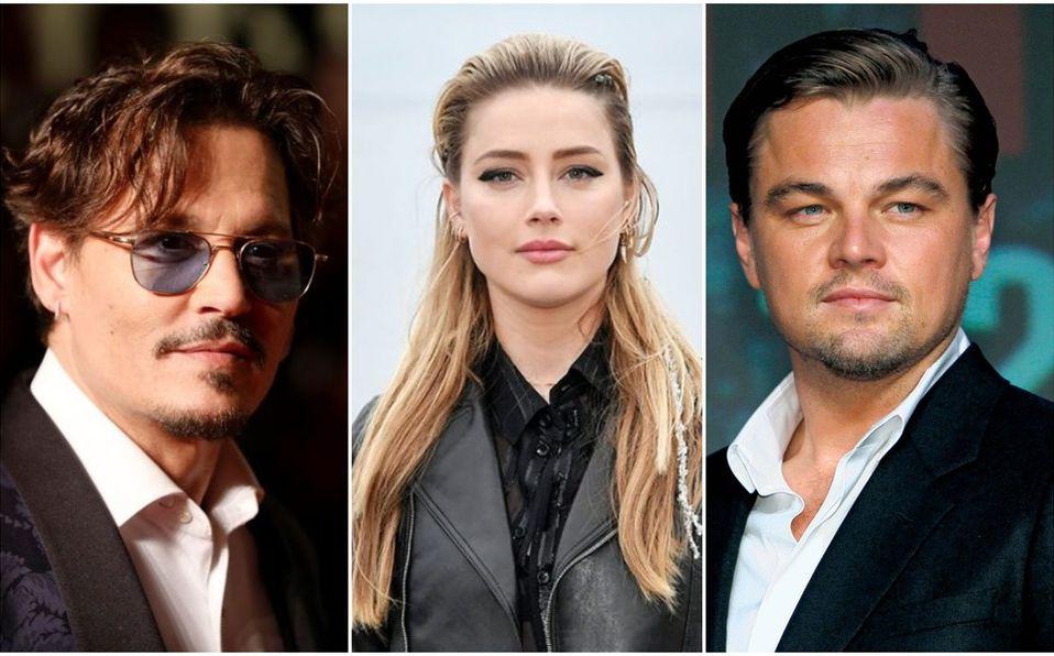 Amber Heard engañaría a Johnny Depp con estos 10 famosos (Foto: Instagram)