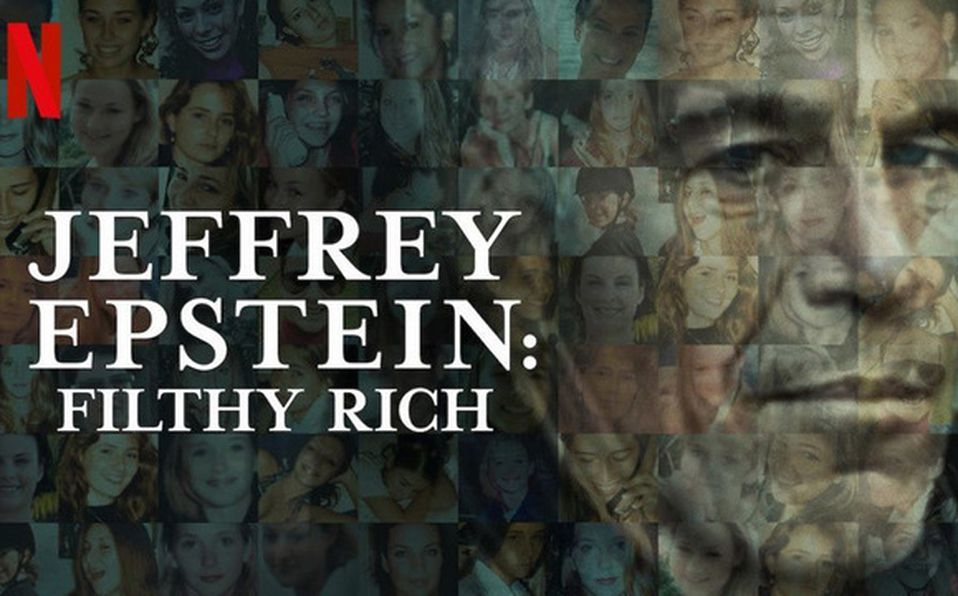 Jeffrey Epstein abusó sexualmente de cientos de adolescentes en Estados Unidos (Netflix).