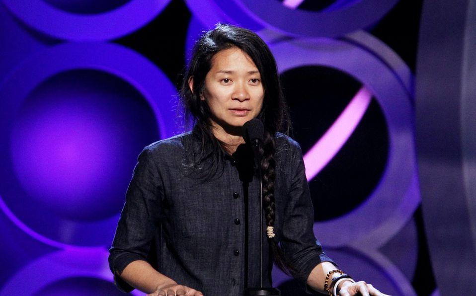 Chloé Zhao nació en Pekín (Foto: Getty).