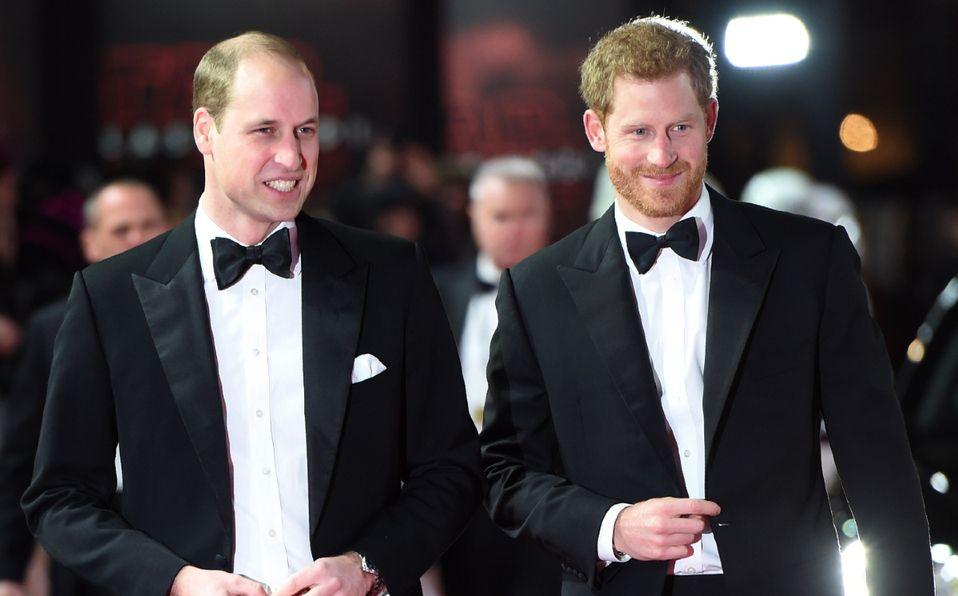 Príncipe Harry y William: Así fue su reunión, ¿y reconciliación? (Foto: Getty Images)