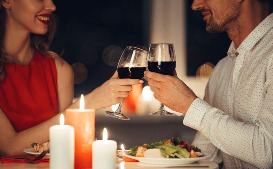 Prepárate para disfrutar de una noche romántica con tu pareja en este San Valentín (Foto: Cortesía)