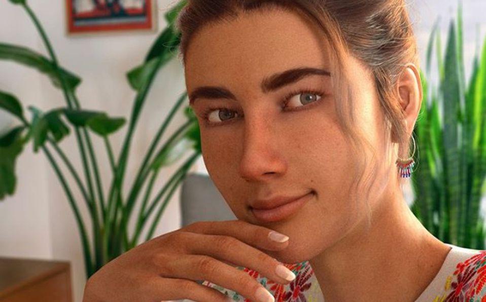 Mar.ia, la primera influencer virtual mexicana (Foto: Instagram @soymari.ia)