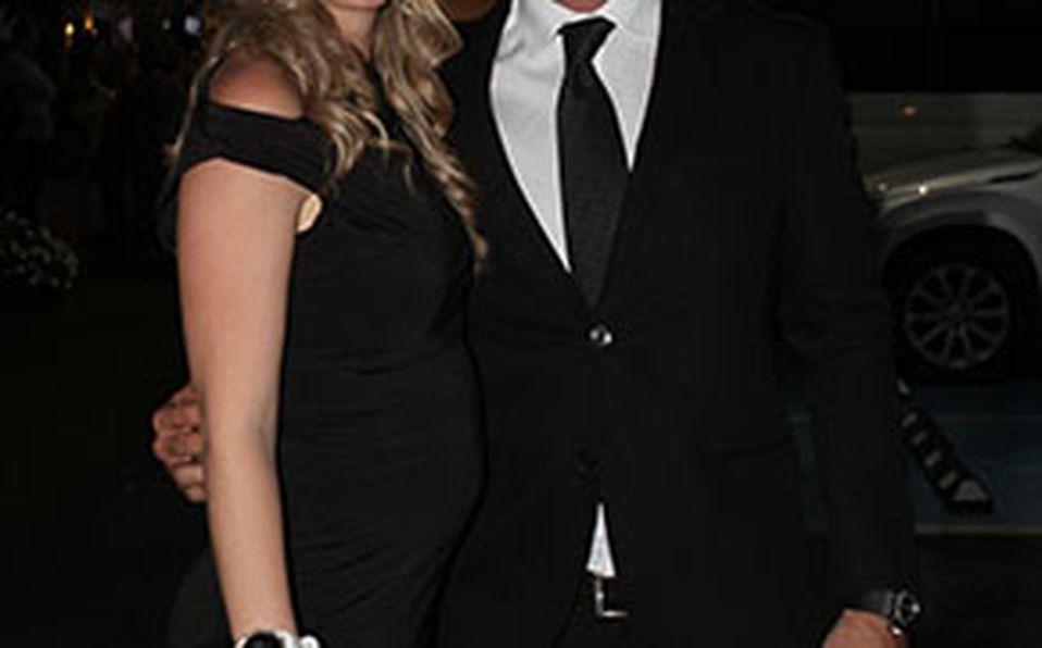 Mauricio Arechavaleta y Daniela Lomelín