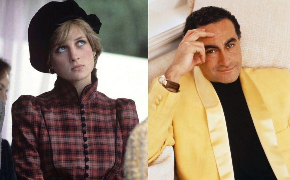 Lady Di y su romance con Dodi Al-Fayed que terminó en tragedia. (Foto: Instagram).
