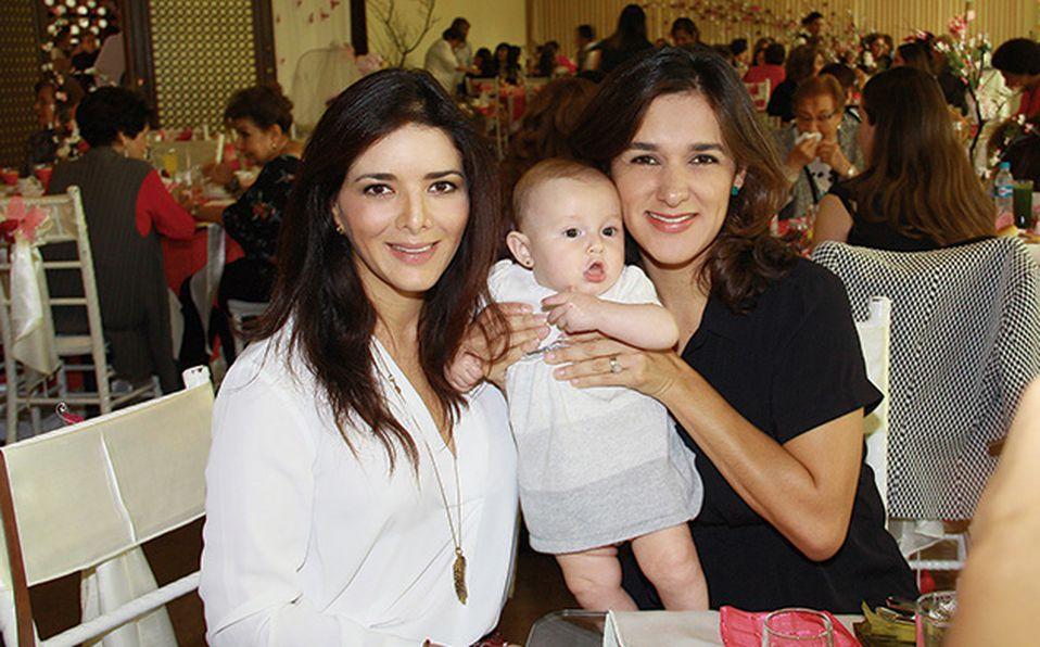 Adriana Tanus y Eugenia Diego de Tanus