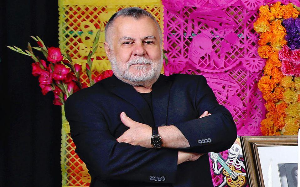 Armando Mafud se ha destacado por el folclor mexicano que imprime en sus creaciones (Foto: Jesús Marín Fotografía)