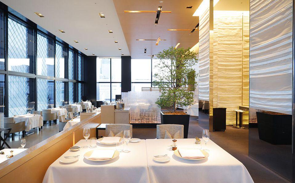 En el último poso del edificio Chanel Ginza se encuentra el Beige Alain Ducasse Tokyo.(FOTO: foodion)