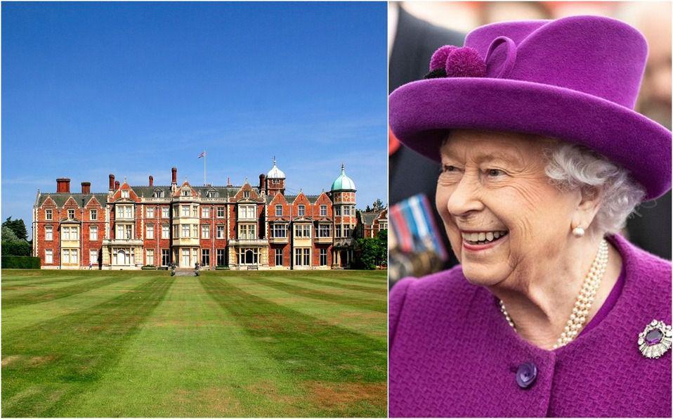 Reina Isabel convertirá su casa de campo ¡en un autocinema! (Foto: Instagram)