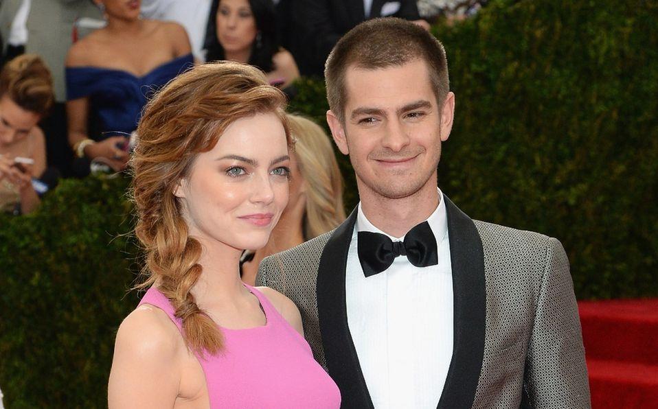 Emma Stone y Andrew Garfield: ¿por qué terminaron? (Foto: Getty Images)