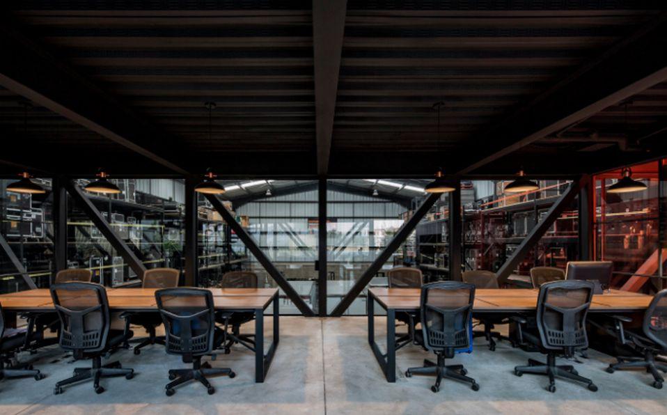 DREA, proyecto corporativo realizado por Estudio Hidalgo en Jalisco