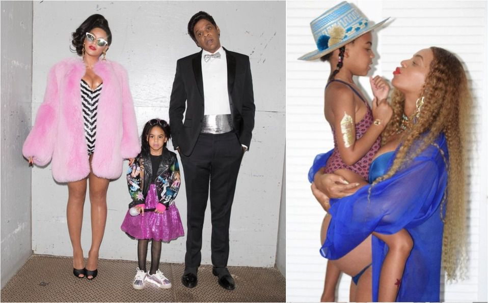 Blue Ivy: Quién es y qué ha hecho la hija de Beyoncé y Jay-Z (Foto: Instagram)