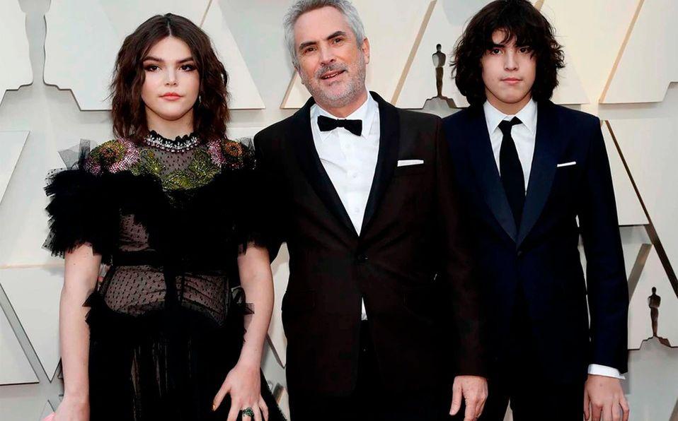 Alfonso Cuarón hace su primera aparición en TikTok con su hija (Foto: Instagram @bucuaron)