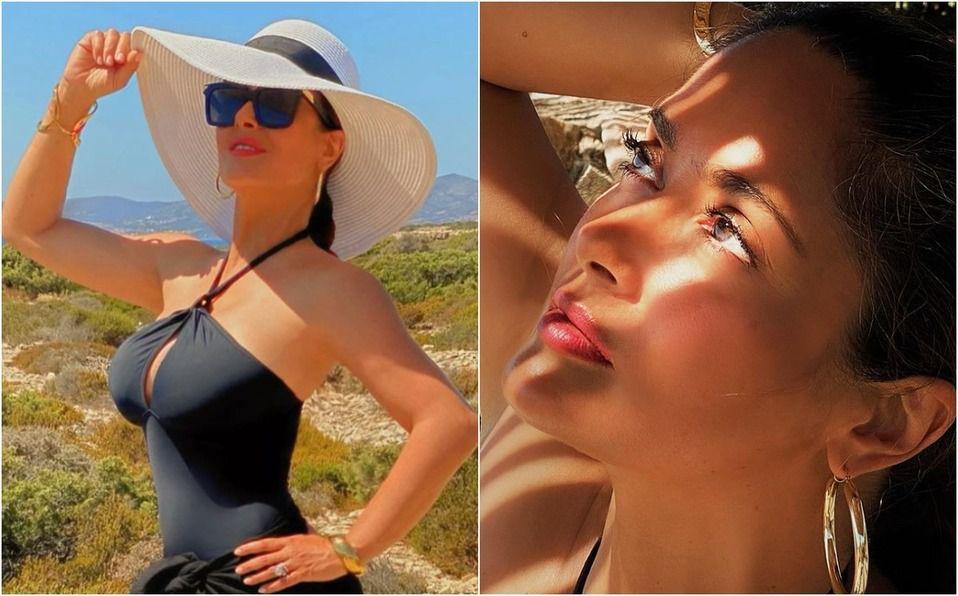 Salma Hayek cumple 54 años ¡y se ve mejor que nunca! (Foto: Instagram)