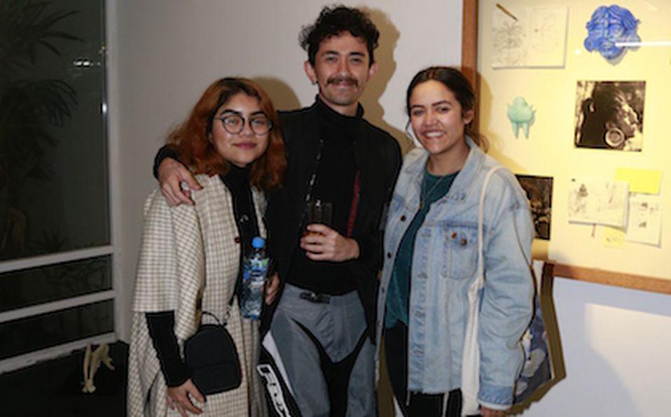 Laura González, Verónica González de Powell, Taiyama Pimentel y Susana Altamirano