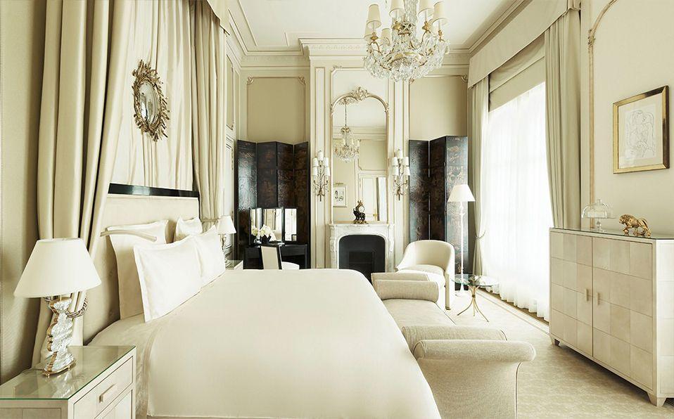 Conoce la suite de Coco Chanel en París y otras cuatro habitaciones inspiradas en célebres mujeres.