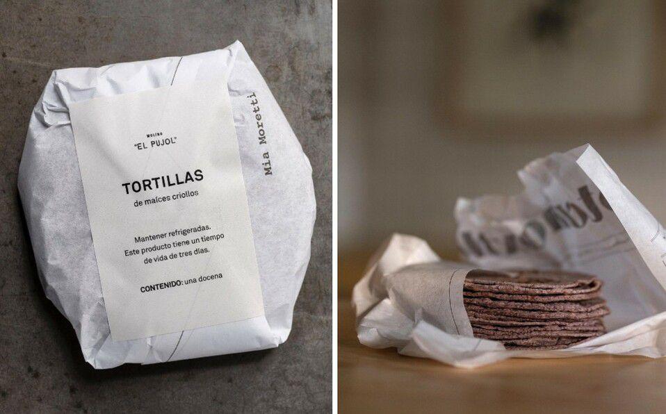 Pujol restaurante: tortillas. (Foto: Instagram).