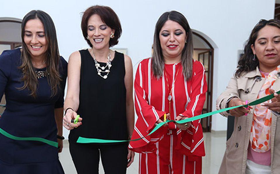(principal) DIANA ALMARAZ RITA SÁNCHEZ,MARIEL VÁZQUEZ E HILDA FUENTES