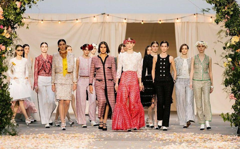Así se vivió la Semana de la Alta Costura 2021 en París. (FOTO: Chanel)