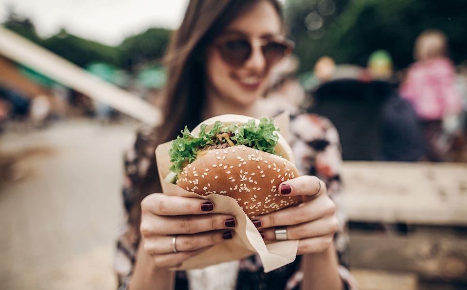 Hamburguesa al estilo TiTok: Receta (Foto: Getty Images)