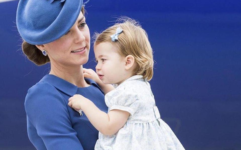 Día de las madres. Cómo se vive la maternidad dentro de la realeza (Foto: Instagram)