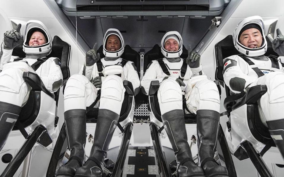 SpaceX anuncia su primer viaje comercial al espacio ¡para civiles! (Foto: SpaceX)