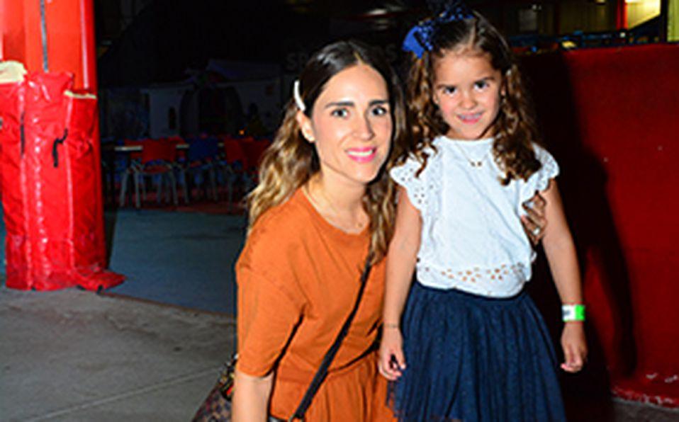 Karla Cortés y Regina Quiroz