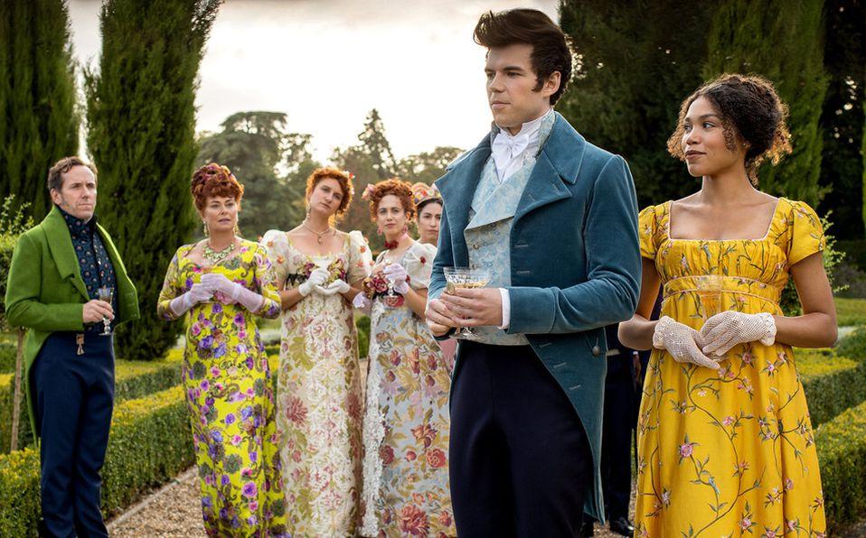 La serie Los Bridgerton está ambientada en Londres del siglo XIX. Foto: Archivo