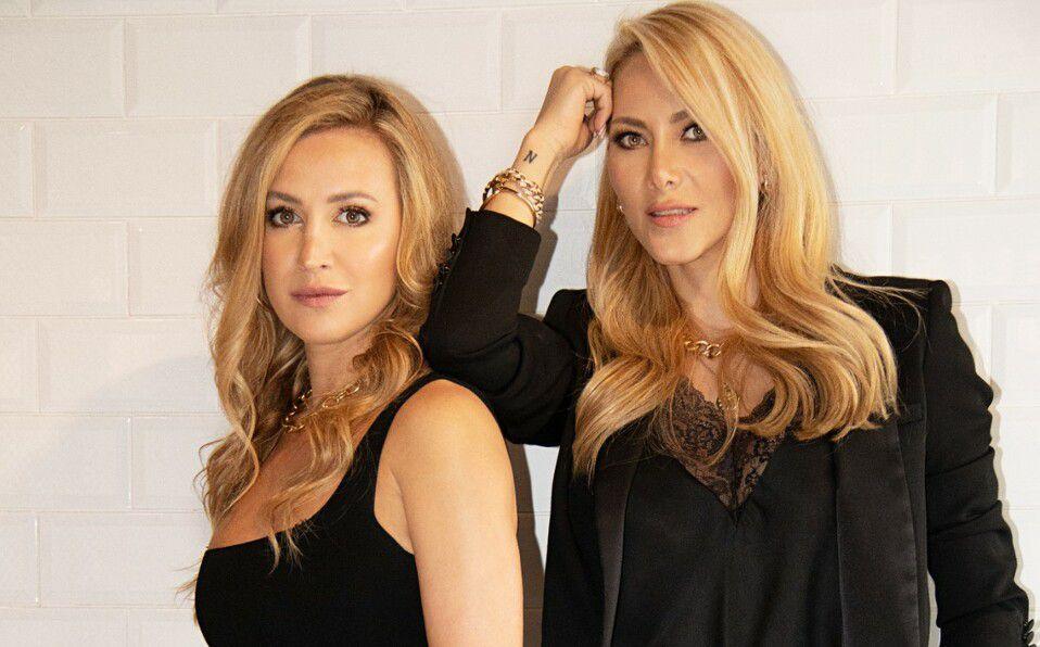 Cata Garza y Karina Austria se unieron para abrir The Face Methd en la ciudad. FOTO: CARLOS GÓMEZ THINK-PHOTO