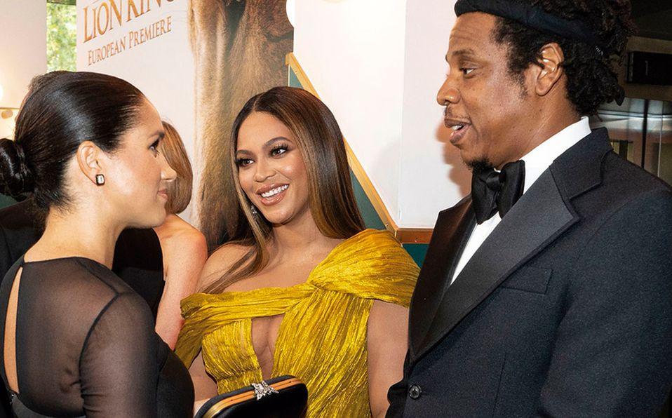 Beyoncé agradece a Meghan Markle por su liderazgo en la entrevista con Oprah