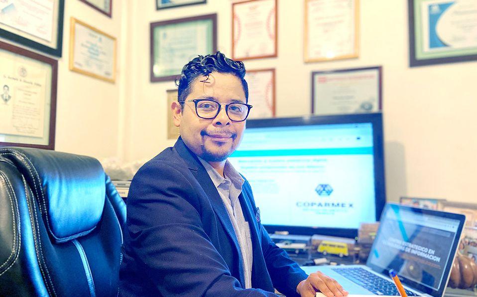 Mauricio Núñez líder con sentido emprendedor
