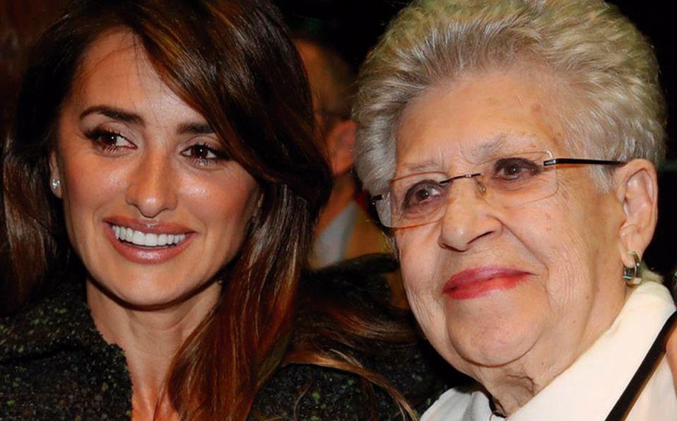Penélope Cruz y la conmovedora carta con la que despidió a Pilar Bardem