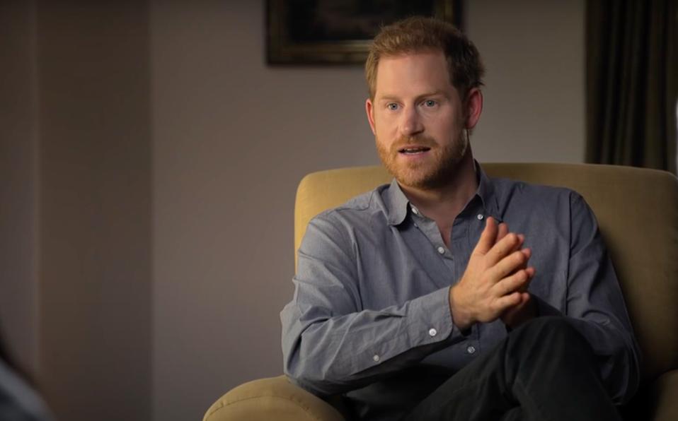 The Me You Can't See: El Príncipe Harry y Oprah lanzan documental de salud mental