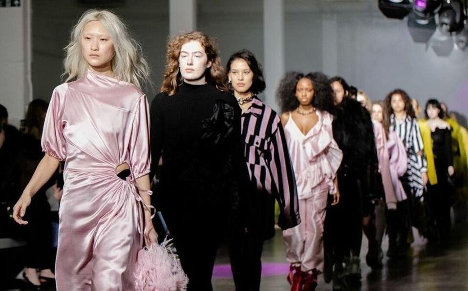 La próxima semana de la moda de Londres se realizará completamente en línea/Foto: Instagram @londonfashionweek