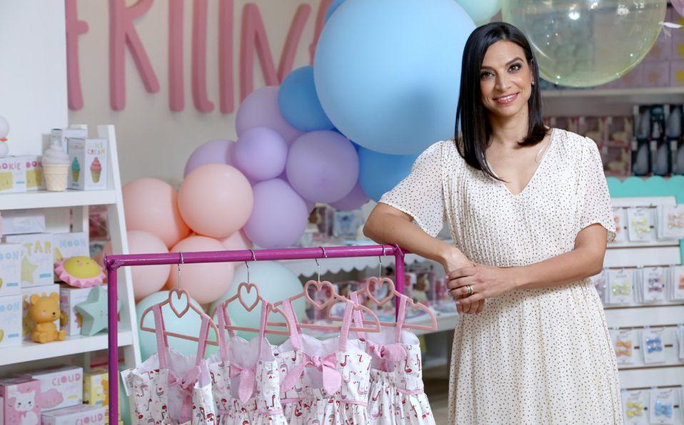 Cecilia Murra Marroquín nos habla de su tienda de ropa y accesorios que encanta a los niños (Fotos: Jaime Jiménez)