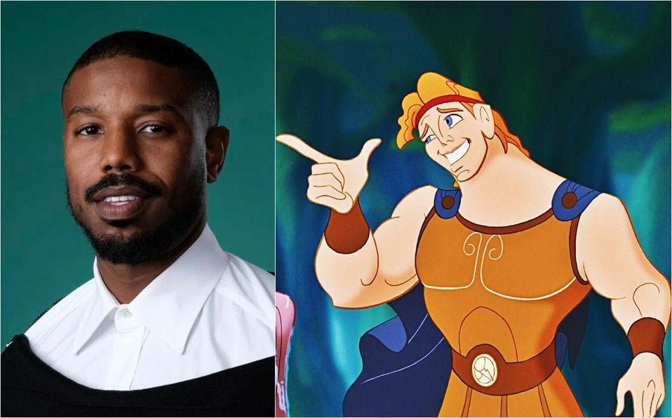 Michael B Jordan podría ser Hércules en la nueva película de Disney (Foto: Instagram)