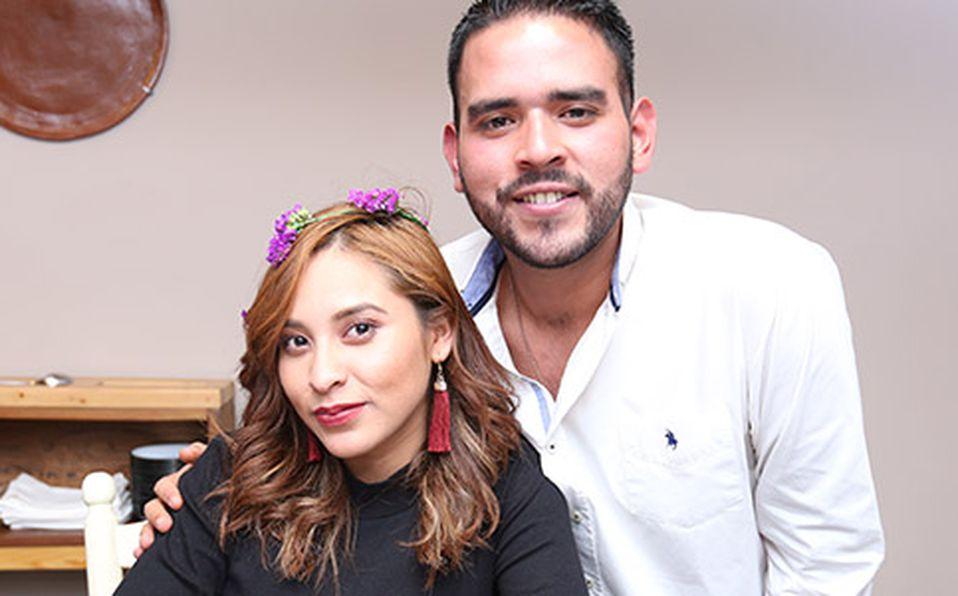 () SABEL VARELA Y EDGAR SANTÍN
