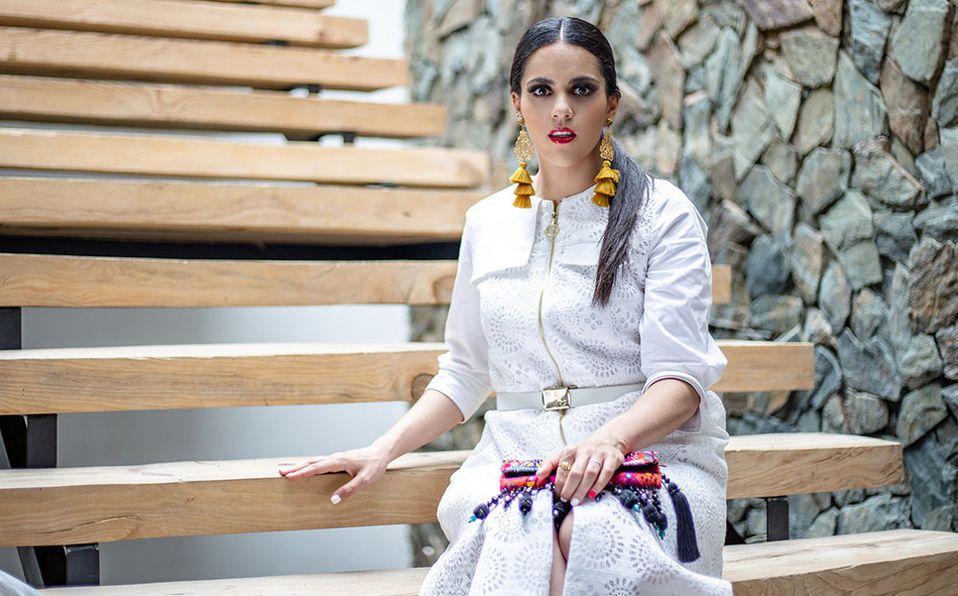 Mimis Salomón celebra su orgullo de ser mexicana. (Fotos: Carlos Dayan Aparicio)