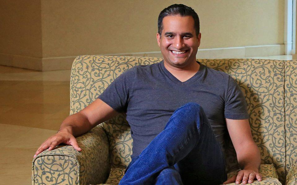 Adolfo Franco es un galardonado cineasta y emprendedor social lagunero (Foto: Jesús Marín Fotografía)