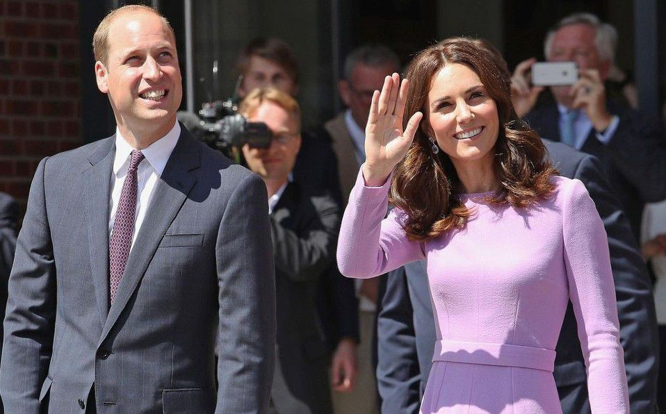 Los duques de Cambridge desbancan en followers a la reina Isabel. Foto: Instagram