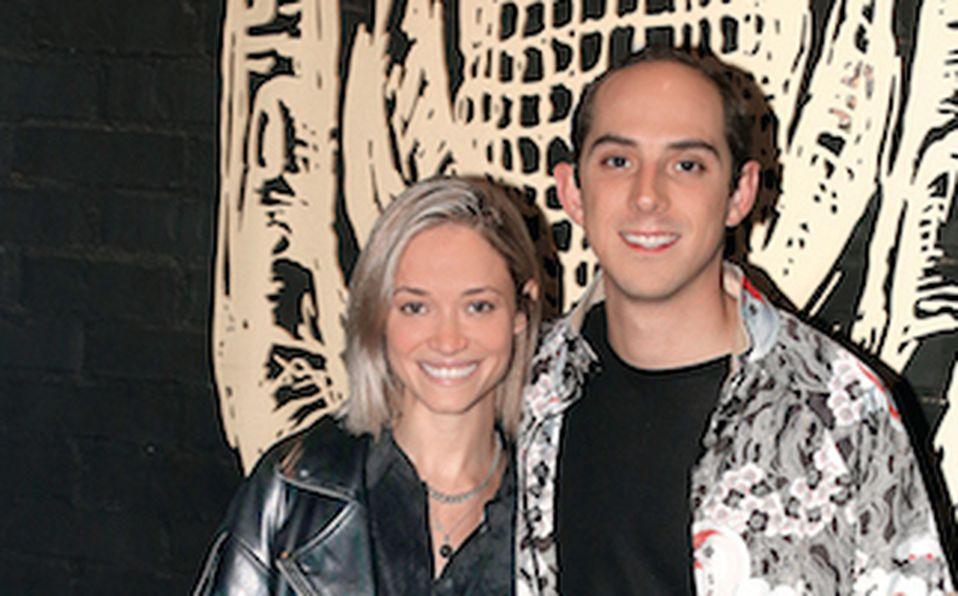 Cristy Arreola y Ros Elizondo