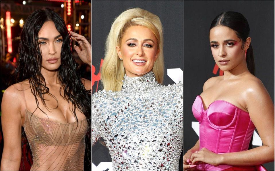 MTV VMAs 2021: Las mejor vestidas de la alfombra roja (Foto: Getty Images)