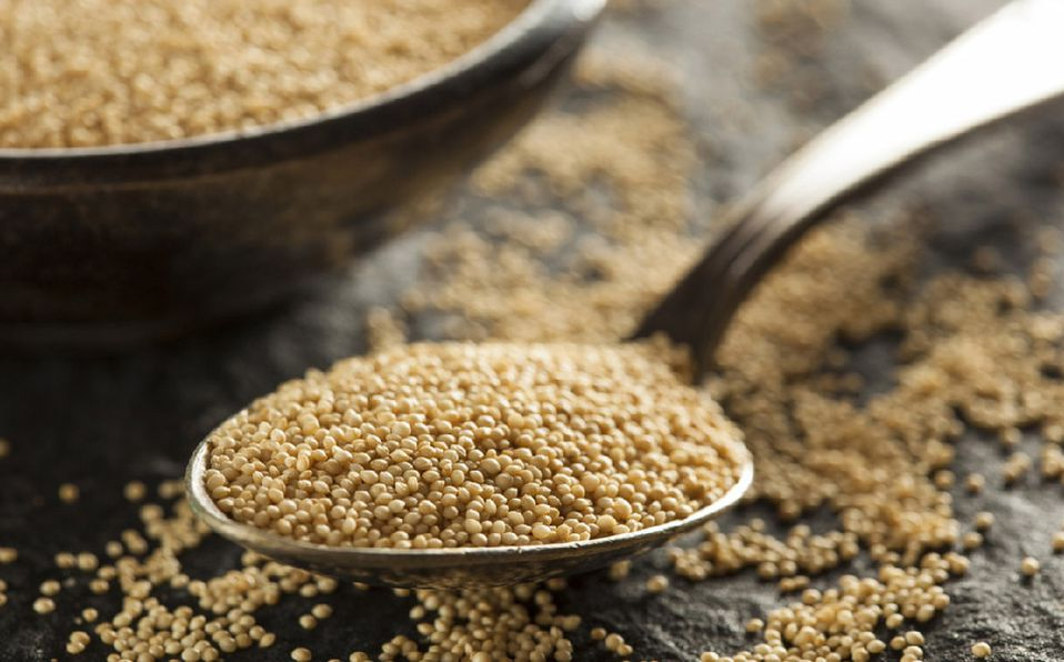 Beneficios de consumir amaranto