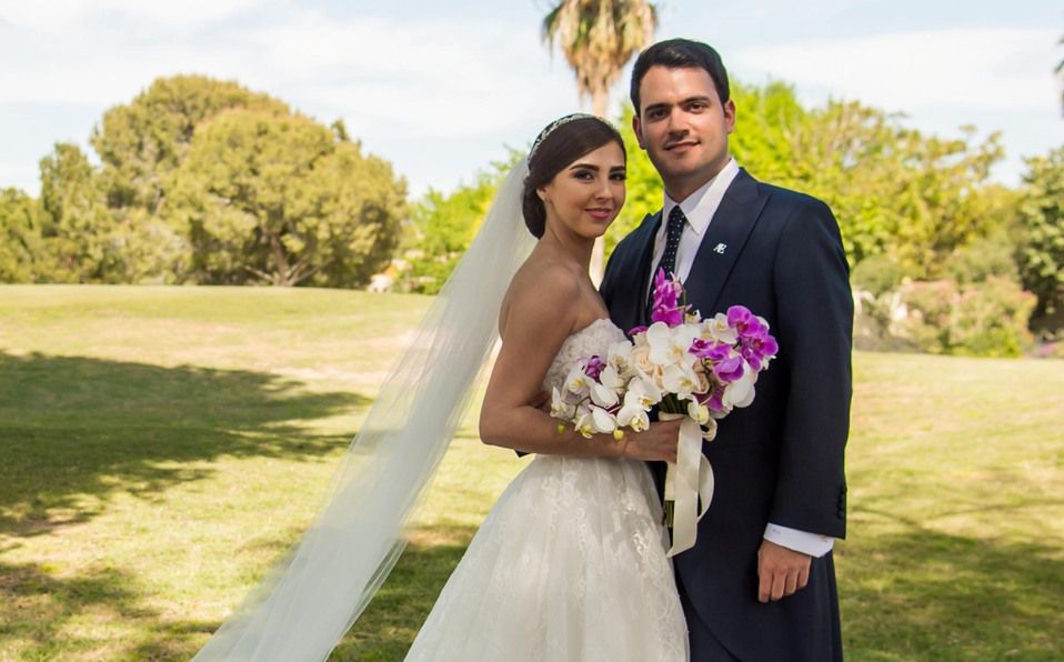 Ana Cecy y Eduardo celebraron su enlace en Fortana (Fotos: David Lack fotografía)