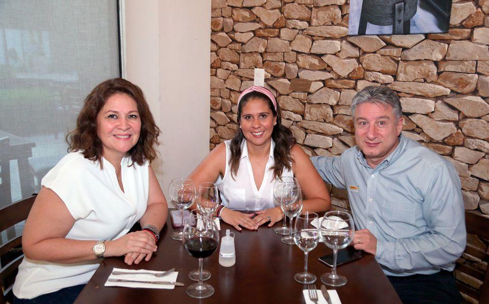 Los chefs Antonio y Fabrizio ofrecieron un delicioso menú italiano de seis tiempos (Fotos: Vayron Infante)