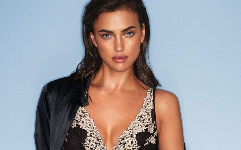 Irina Shayk: El antes y después de la modelo (Foto: Instagram)